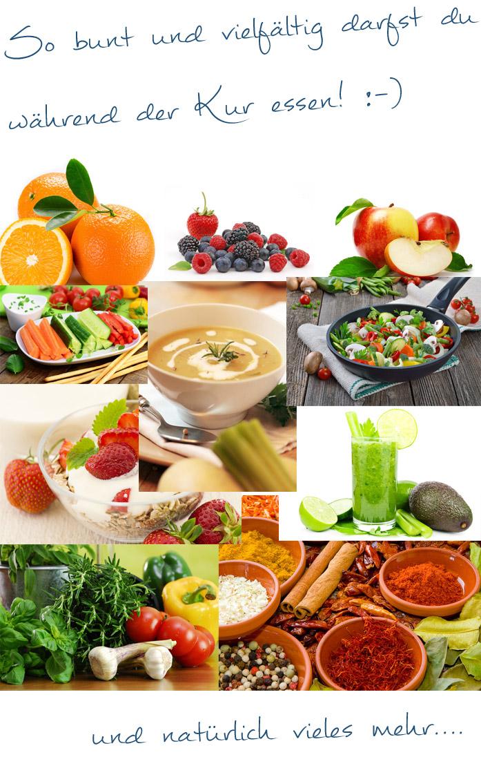 Basenfasten: so bunt kann die Ernährung sein!
