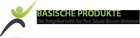 Logo Basische Produkte